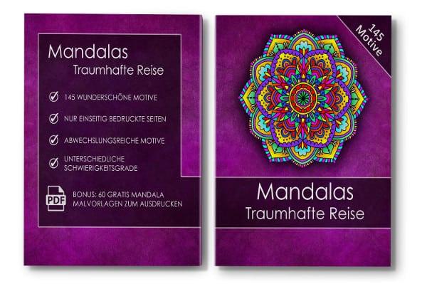 Mandala Malbuch Fur Erwachsene Mandalas Ausmalen Und Entspannen